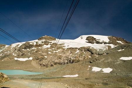Alpes dia 7: Plato Rosa