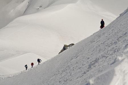 Alpes dia 9: Auguille Du Midi y Chamonix