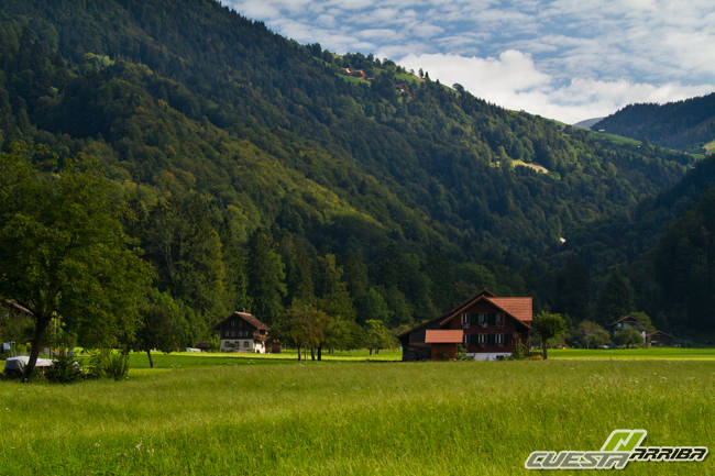 Viaje a Alpes: Dia 7 Interlaken
