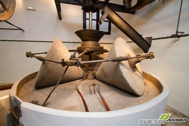 Museo de la oliva en Montesa