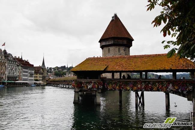Viaje a Alpes: Dia 9 Luzerna